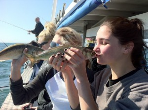 Fishing Clinics are lots of fun