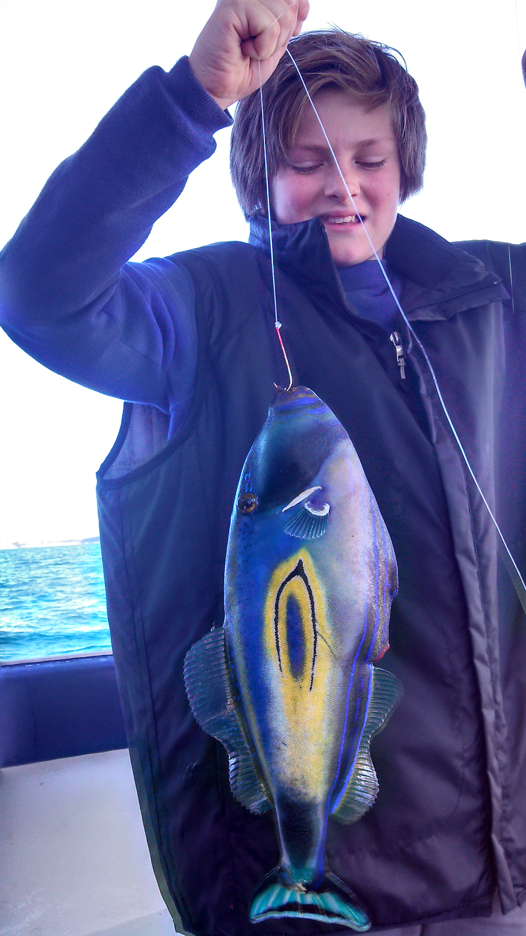 Queenscliff fishing charters and scenic tours fishing for How much does it cost to get a fishing license