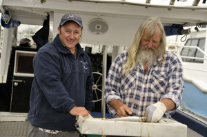 Onboard assistance from our experienced and friendly Skipper and Deckhand